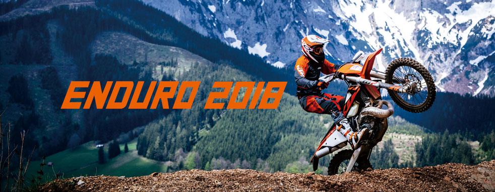 KTM OFFROAD MODEL 2018